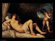 1545 tiziano vecellio  danae