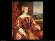 Tiziano Vecellio Imperatrice Isabella del Portogallo (1548)