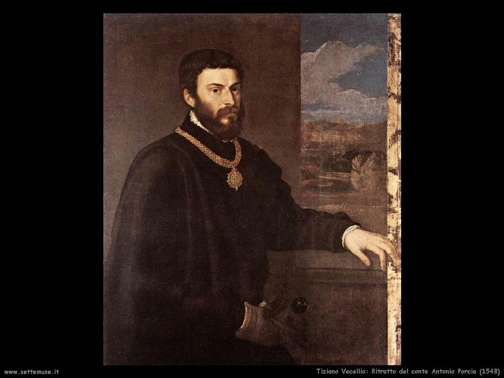 Ritratto del conte Antonio Porcia (1548)
