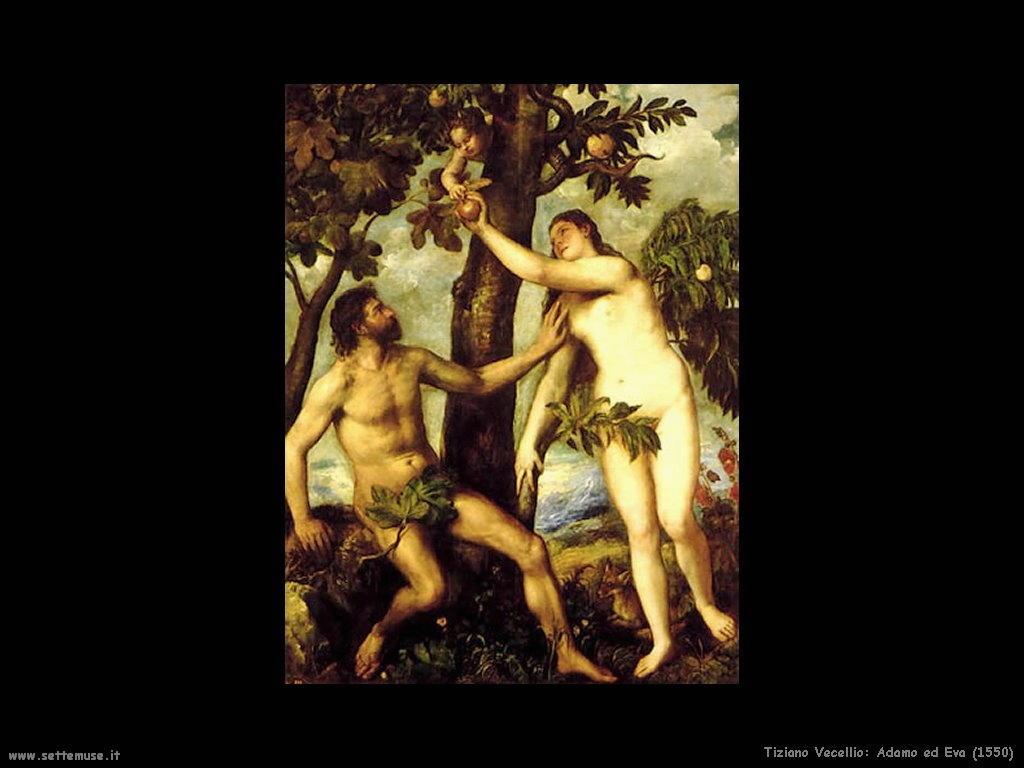 Adamo ed Eva (1550)