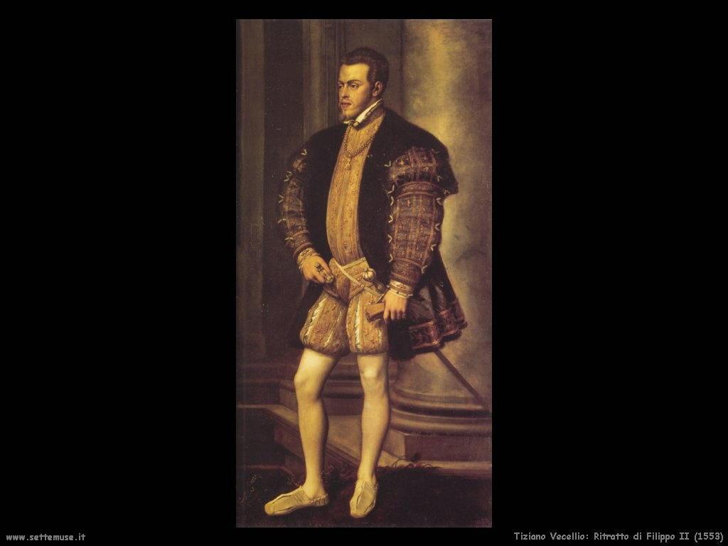 Ritratto di Filippo II (1553)