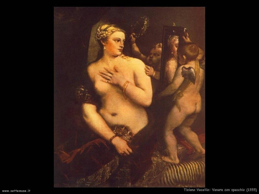 Venere con lo specchio (1555)
