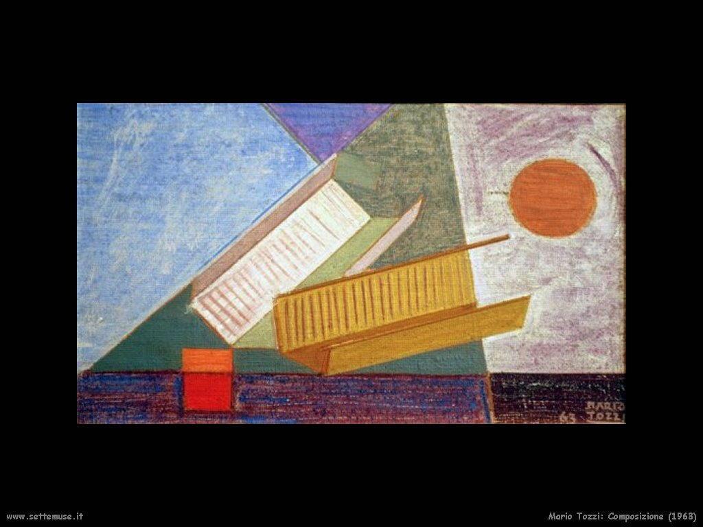 Mario Tozzi Composizione (1963)