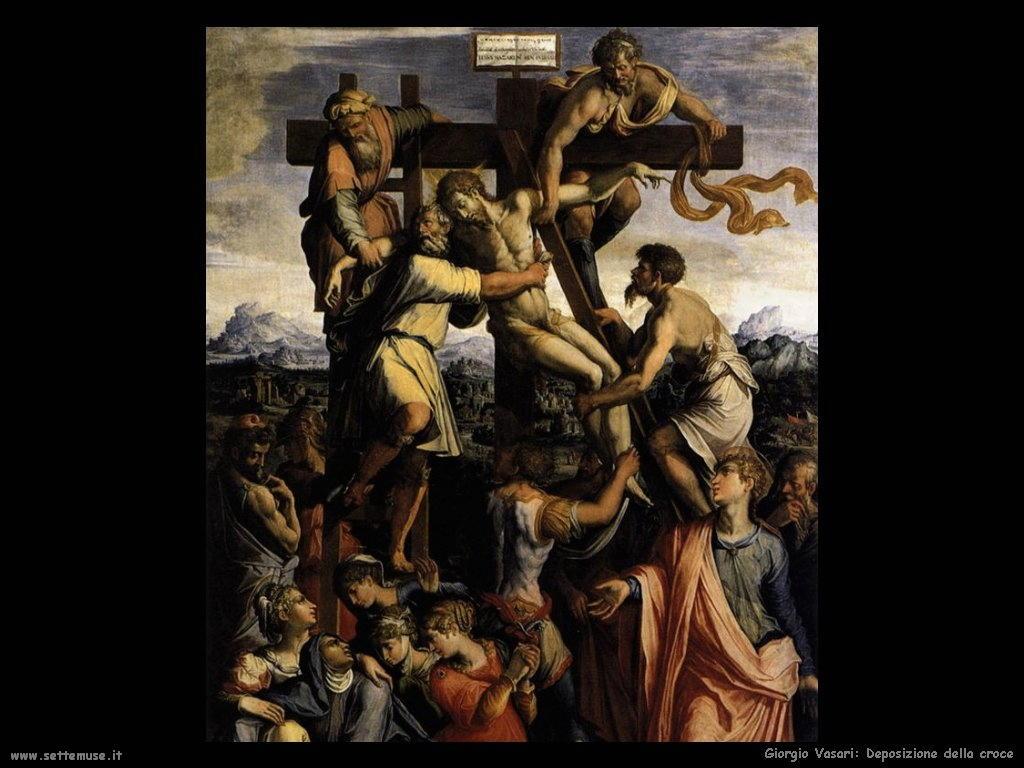 Deposizione della croce
