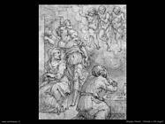 Giorgio Vasari Abramo e tre angeli