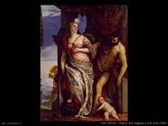 Paolo Veronese Allegoria della Saggezza e Forza (1580)