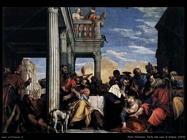 Paolo Veronese Festa alla casa di Simone (1560)