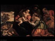 Matrimonio mistico di santa Caterina (1555)
