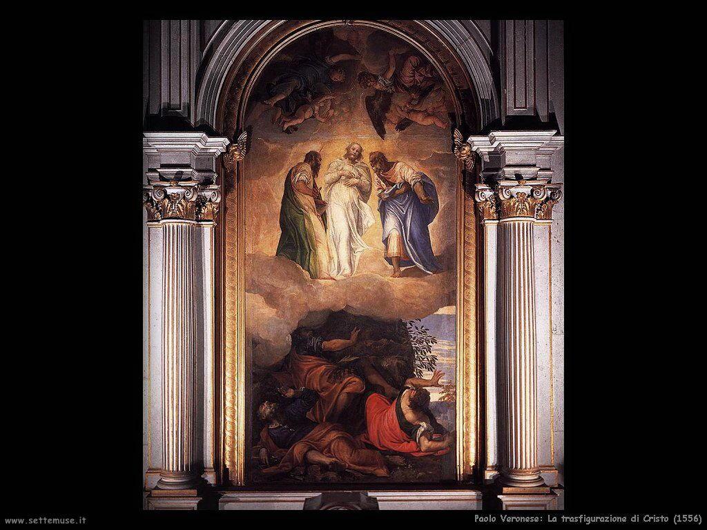 Trasfigurazione di Cristo (1556)