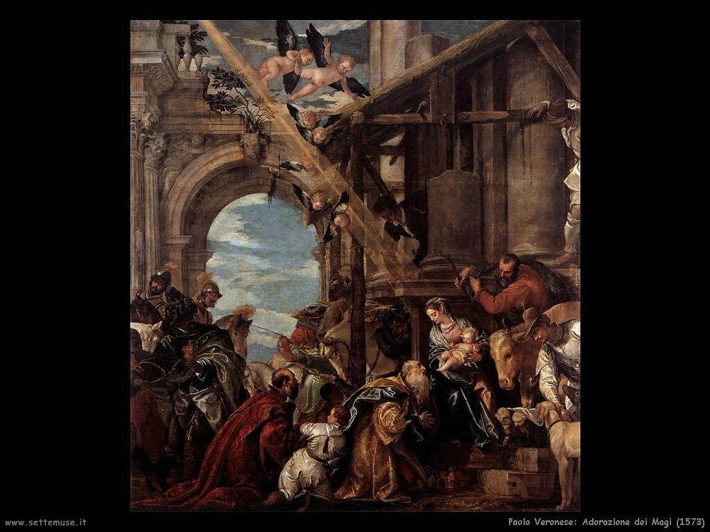 Adorazione dei Magi (1573)