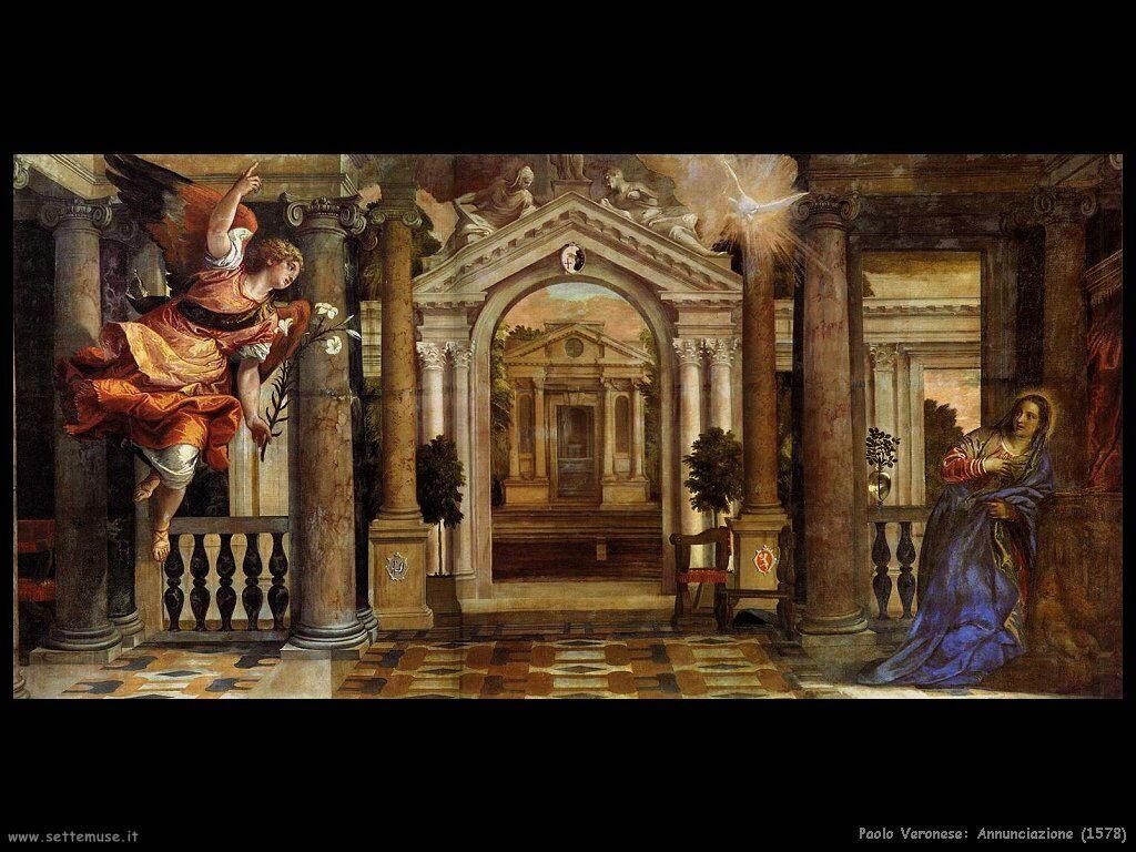 Annunciazione (1578)