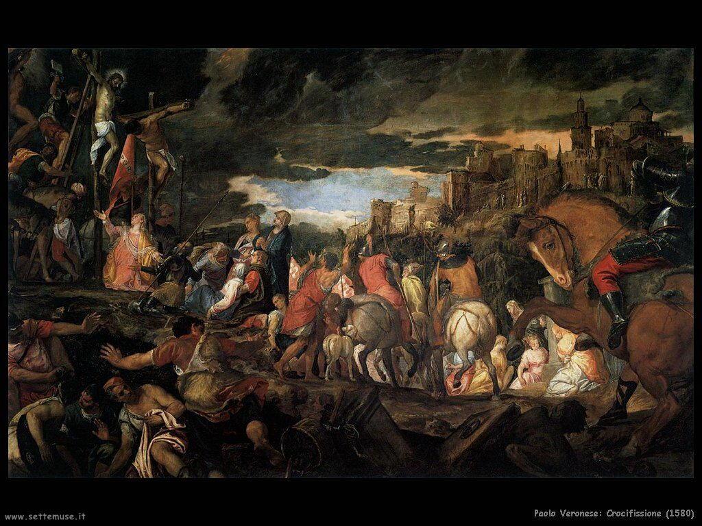 Crocifissione (1580)