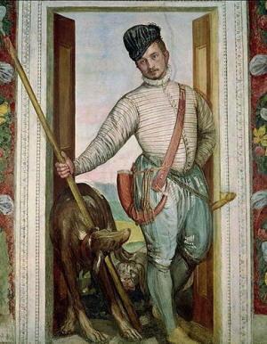 Autoritratto Paolo Veronesi 1562