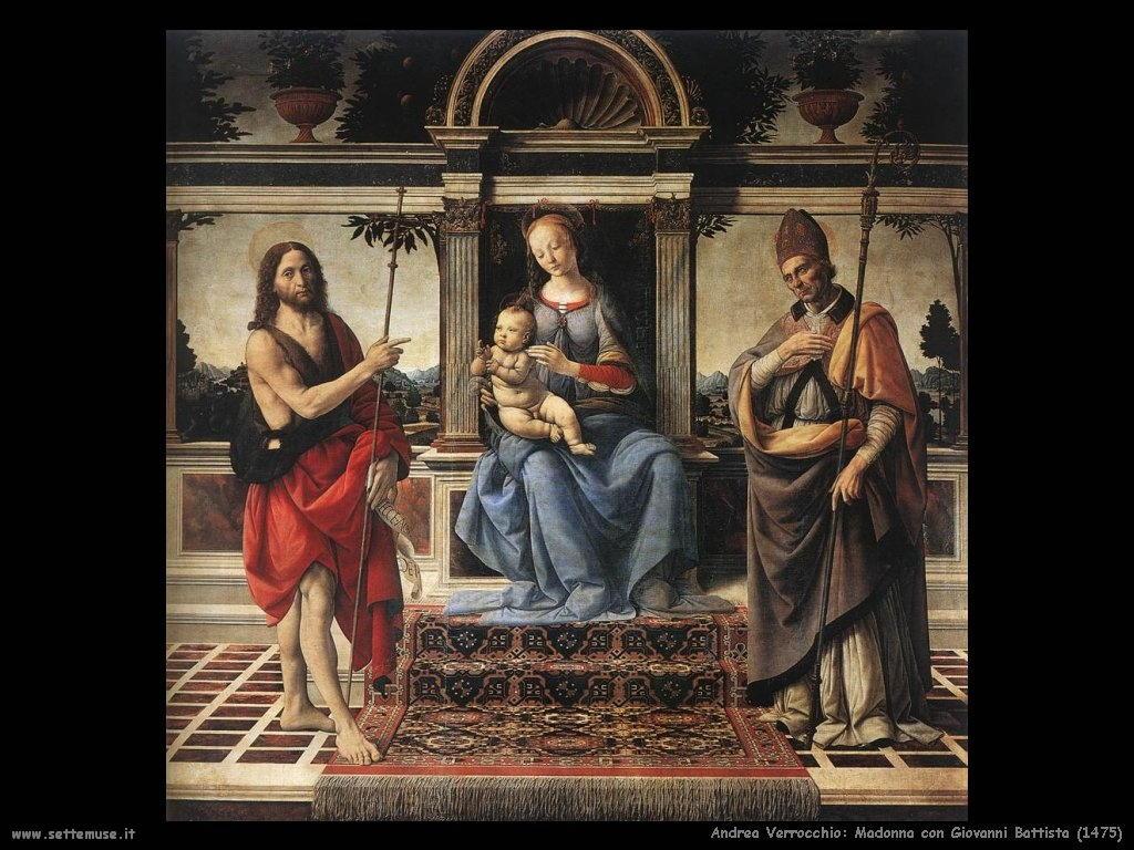 Andrea Verrocchio 1475