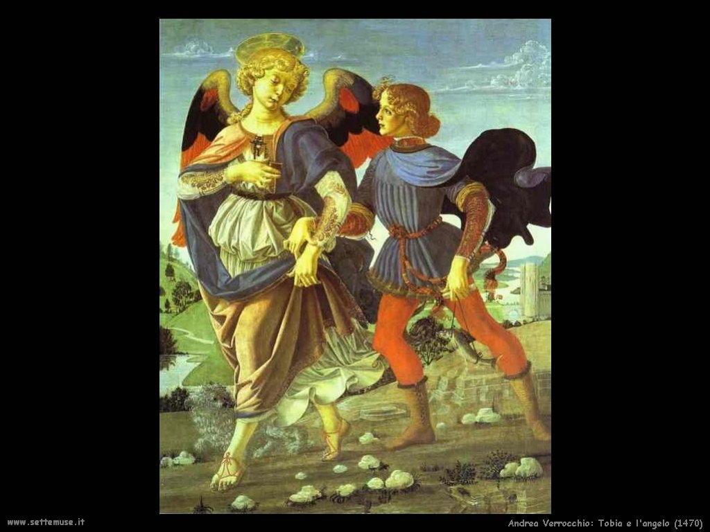 Tobia e l'angelo (1470)