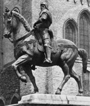 Statua di Andrea Verrocchio