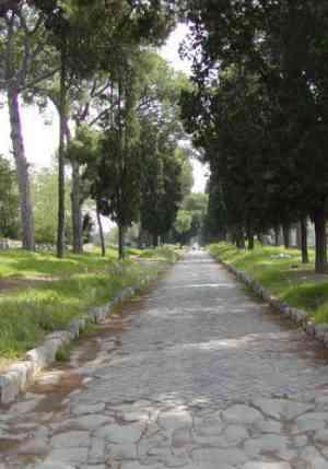 Alfonso Gatto - Via Appia