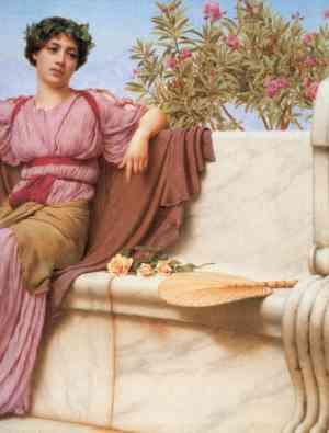 Poesie d'amore - George Byron - Ella passa radiosa