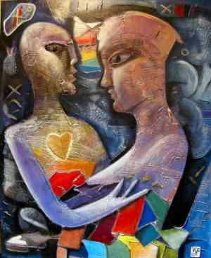 Poesie d'amore -  Nazim Hikmet - Addio