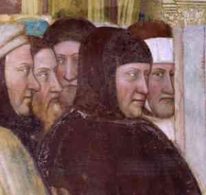 Ritratto di Francessco Petrarca