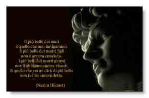 Nazim Hikmet - poesia Il più bello