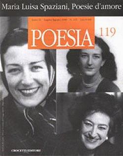 Poesia di Maria Luigi Spaziani