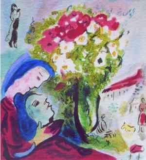 Il mazzo di fiori di Jacques Prévert