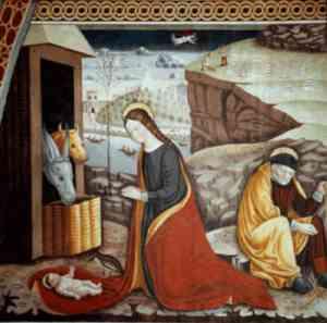 La stella di Betlemme - Giovan Pietro da Cemmo