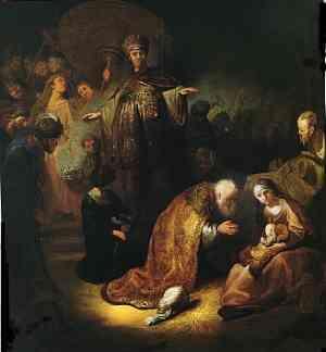 I Re Magi - Rembrandt