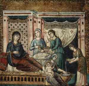 Notte di Natale - Pietro Cavallini