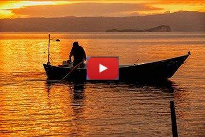 Pescatori a Sabaudia