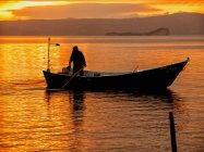 Enrico Riccardo Spelta - Pescatori a Sabaudia