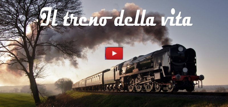 Poesia Il treno della vita