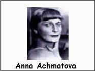 Anna Achmatova Biografia e poesie