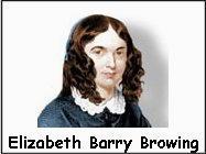 Elizabeth B. Browning Biografia e poesie