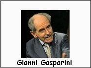 Gianni Gasparini biografia e poesie