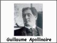 Guillaume Apollinaire Biografia e poesie