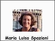 Maria Luisa Spaziani biografia e poesie