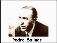 Pedro Salinas Biografia e poesie
