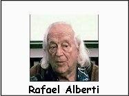 Rafael Alberti Biografia e poesie