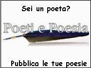 Poeti e poesie da pubblicare