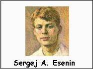 Sergej Esenin Biografia e poesie