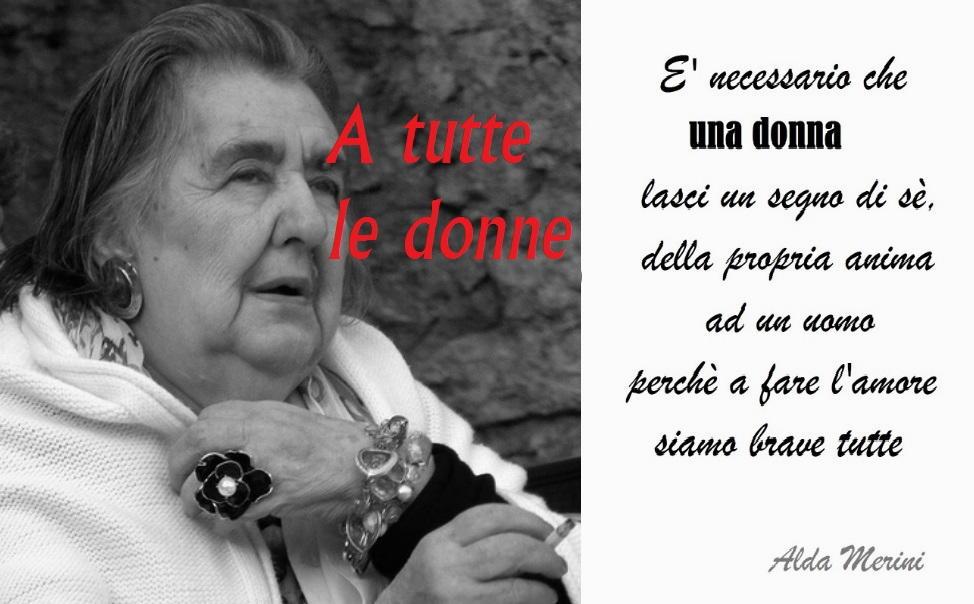 Alda Merini foto e poesie