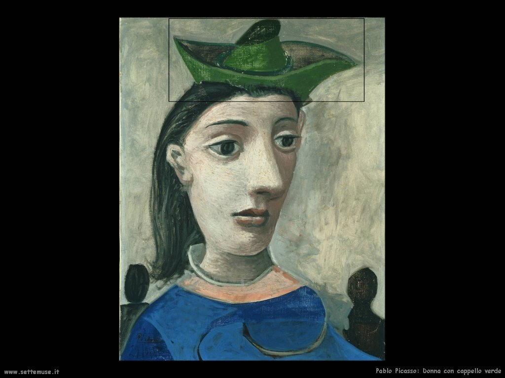 cappello dipinto