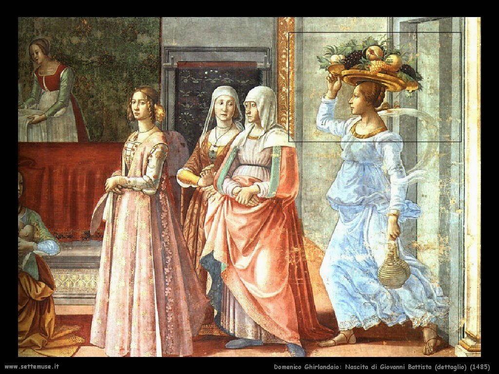 dettaglio del dipinto