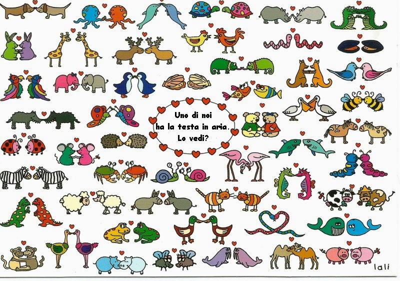 quiz su animali