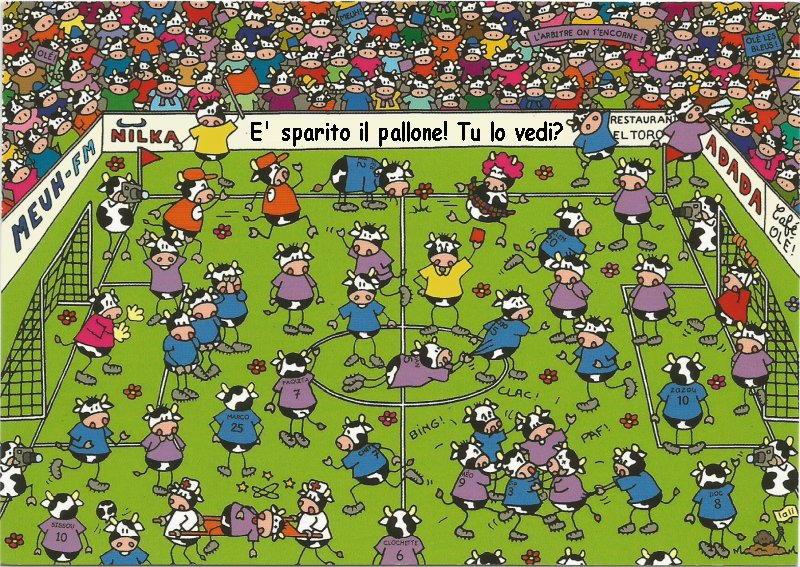 quiz su calcio