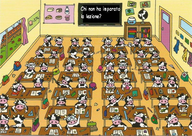 quiz su classe