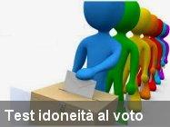 quiz idoneità a votare