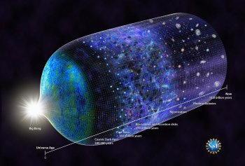 onda che diede il via al big bang